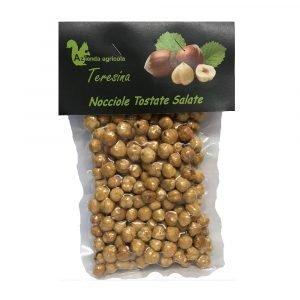 Vino Migliore DOLCI Nocciole Tostate Salate 200 Gr Azienda Agricola Teresina