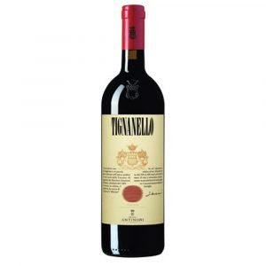 """Vino Migliore Antinori Rosso """"Tignanello"""" Magnum 1990 Cassa Legno Antinori"""