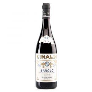 """Vino Migliore Giuseppe Rinaldi Barolo """"Tre Tine"""" 2012 Giuseppe Rinaldi"""