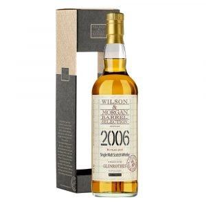 "Vino Migliore WHISKY Whisky Single Malt Scotch ""Glenrothes"" 2006 Wilson & Morgan Barrel Selection"