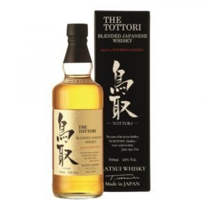 Vino Migliore WHISKY Whisky Bourbon Blend Aged The Tottori