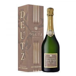 Vino Migliore CHAMPAGNE Champagne Brut Millésimé 2012 Deutz