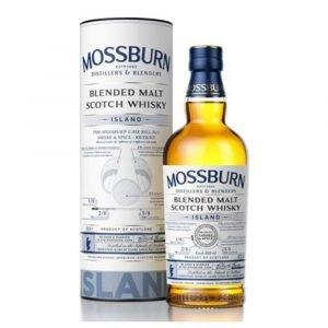 Vino Migliore WHISKY Whisky Casks Island Blend Malt Scotch Mossburn
