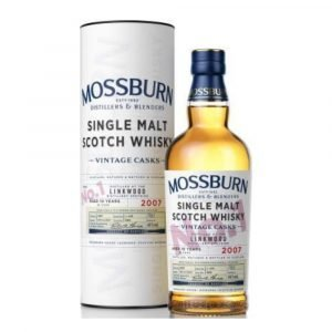 Vino Migliore WHISKY Whisky Vintage Casks No1 Linkwood 10 Years Mossburn