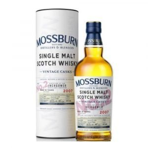 Vino Migliore WHISKY Whisky Vintage Casks No2 Inchgower 10 Years Mossburn