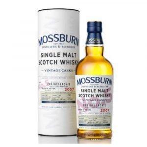 Vino Migliore WHISKY Whisky Vintage Casks No 5 Craigellachie 10 Years Mossburn