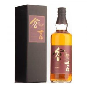 Vino Migliore WHISKY Whisky Pure Malt 12 Years Kurayoshi