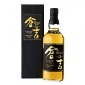 Vino Migliore WHISKY Whisky Pure Malt 18 Years Kurayoshi