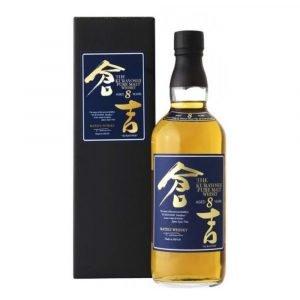 Vino Migliore WHISKY Whisky Pure Malt 8 Years Kurayoshi