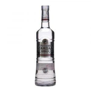 Vino Migliore GIN E VODKA Vodka Russian Standard Platinum Gancia