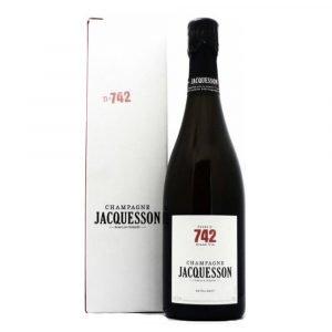 Vino Migliore CHAMPAGNE Champagne Extra Brut Cuvée n° 743 Jacquesson