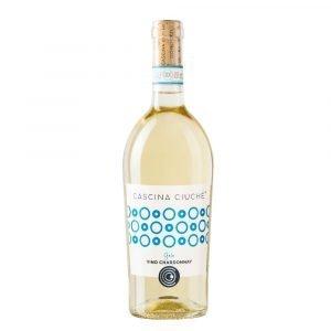 """Vino Migliore Cascina Ciuchè Chardonnay """"Gele"""" Cascina Ciuché"""