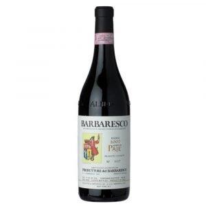 """Vino Migliore PIEMONTE Barbaresco Riserva """"Paje"""" 2014 Produttori del Barbaresco"""