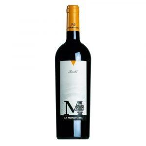 Vino Migliore La Mondianese Ruchè di Castagnole Monferrato 2015 (Legno) La Mondianese