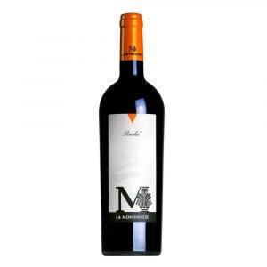 """Vino Migliore La Mondianese Ruchè di Castagnole Monferrato """"Vendemmia 2017) La Mondianese"""