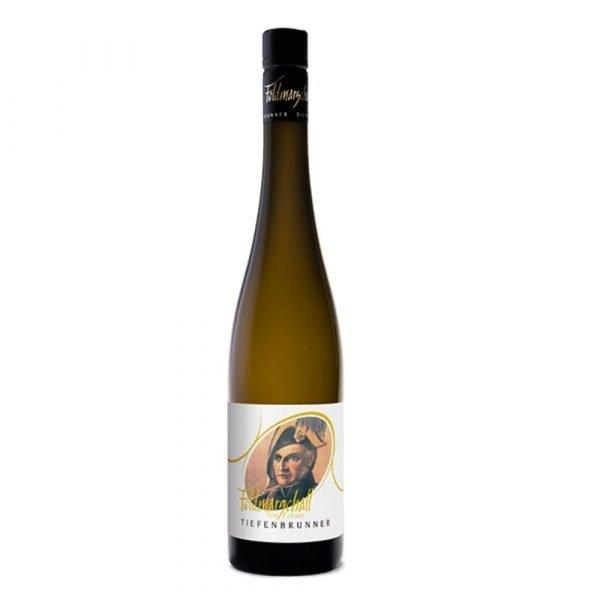 """Vino Migliore Tiefenbrunner Muller Thurgau """" Feldmarschall Von Fenner"""" Tiefenbrunner"""