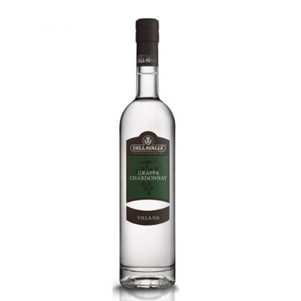 Vino Migliore Dellavalle Grappa di Chardonnay Linea Villa Isa Dellavalle