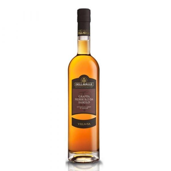 """Vino Migliore Dellavalle Grappa di Nebbiolo """"Gran Cuvée"""" Dellavalle"""