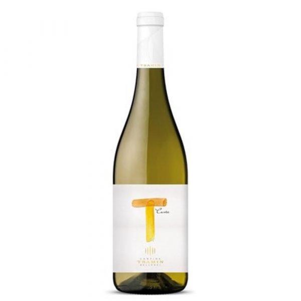 "Vino Migliore Tramin Cuvée Bianco ""T""  2019 Tramin"