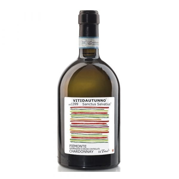 "Vino Migliore PIEMONTE Chardonnay ""Vitidautunno"" 2018/2019 Teo Costa"