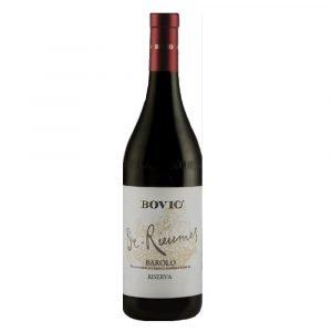Vino Migliore Bovio Barolo Riserva 2013 De-Rieumes Bovio