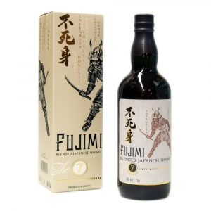 Vino Migliore WHISKY Whisky Fujimi 7 anni Blended Japanese Astucciato