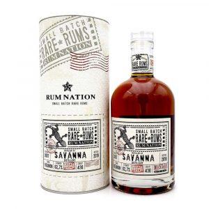 "Vino Migliore RHUM Rum ""Savanna"" Grand Arome Rum Nation"