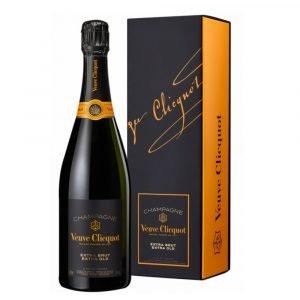 Vino Migliore CHAMPAGNE Champagne Extra Brut Extra Old Veuve Clicquot Astucciato
