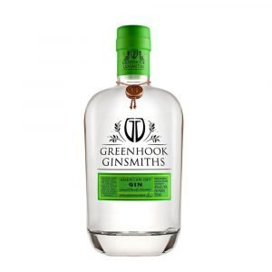 Vino Migliore Contratto Gin Greenhook Ginsmiths American Dry