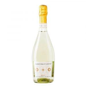 Vino Migliore Cascina Ciuchè Spumante Brut Pinot Chardonnay Cascina Ciuchè