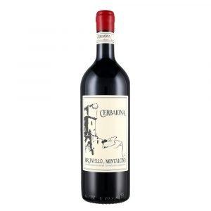 """Vino Migliore TOSCANA Brunello di Montalcino """"Cerbaiona"""" 2013"""