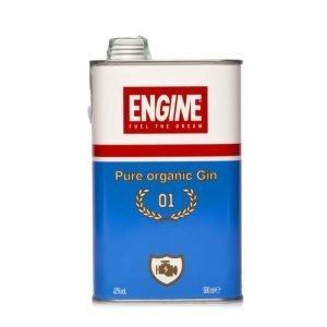 Vino Migliore GIN E VODKA Pure Organic Gin Engine