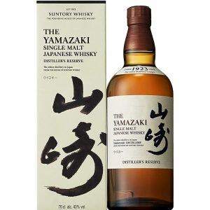 Vino Migliore WHISKY Whisky Suntory The Yamazaki Single Malt Japanese Whisky Distiller's Reserve