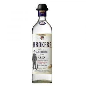 Vino Migliore GIN E VODKA Dry Gin London  Broker's