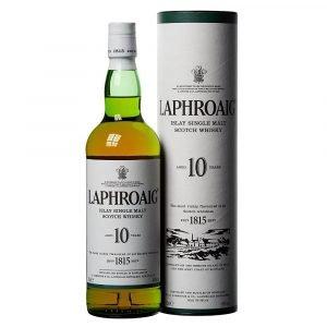 Vino Migliore WHISKY Whisky Islay Single Malt 10 anni Laphroaig