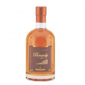 Vino Migliore Beccaris Brandy 20 anni Beccaris