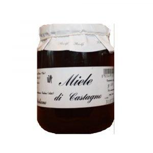 Vino Migliore CONSERVE PIEMONTESI Miele di Castagno 500 Grammi Riolfi