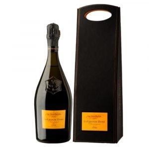 Vino Migliore BOTTIGLIE STORICHE Champagne La Grande Dame 1998 Cofanetto Veuve Clicquot