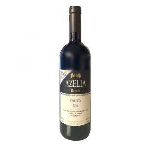 """Vino Migliore Azelia Barolo """"Cerretta"""" 2017 Magnum Azelia"""