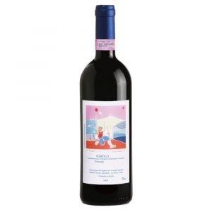 """Vino Migliore PIEMONTE Barolo """"Fossati"""" 2017 Roberto Voerzio"""