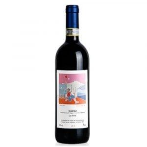 "Vino Migliore PIEMONTE Barolo ""La Serra"" 2017 Roberto Voerzio"