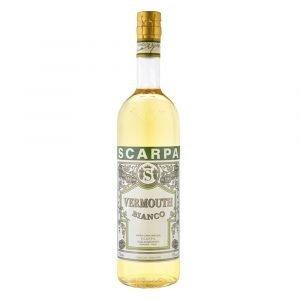 Vino Migliore PIEMONTE Vermouth di Torino Bianco Scarpa