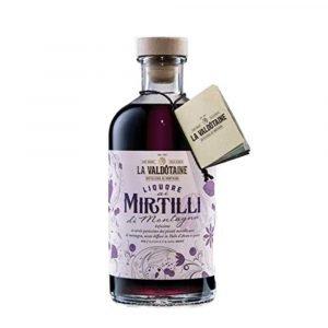 Vino Migliore LIQUORI Liquore ai Mirtilli La Valdotaine
