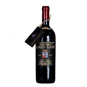 Vino Migliore Biondi Santi Brunello di Montalcino 1990 Biondi-Santi
