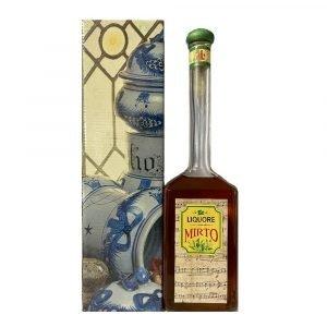 Vino Migliore BOTTIGLIE STORICHE Liquore Mirto Francoli
