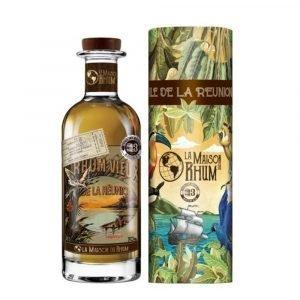 """Vino Migliore RHUM Rum """"Ile de La Reunion"""" La Maison du Rhum"""