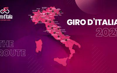 Giro d'Italia 2021: 21 tappi per 21 tappe